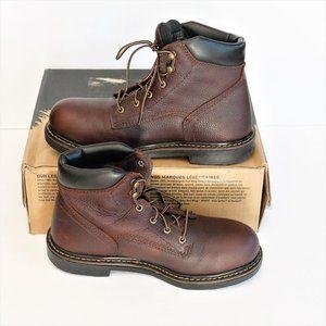 """Irish Setter Men's 83603 6"""" Work Boot, 8.5, #83603"""
